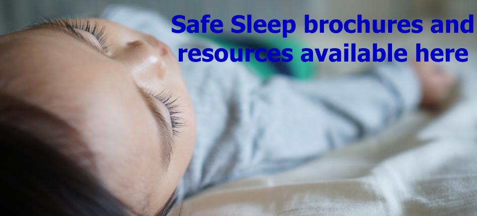 Safe sleep resources